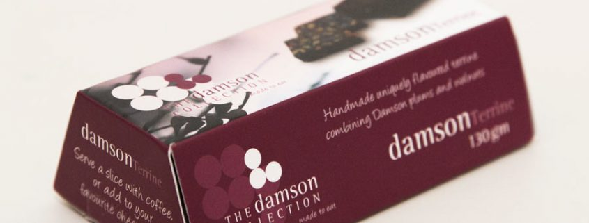 Damson Terrine Box